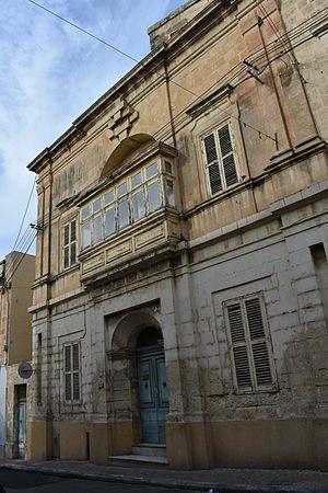 Vincenzo Borg - Image: Residence of Vincenzo Borg