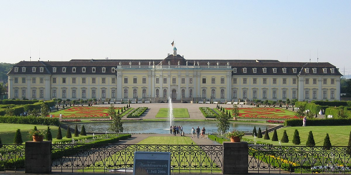 ludwigsburg palace wikidata. Black Bedroom Furniture Sets. Home Design Ideas