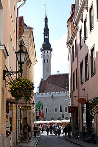 The historical Old Town