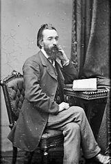 Revd Dr Evan Pan Jones (Ifan Mostyn, 1834-1922)