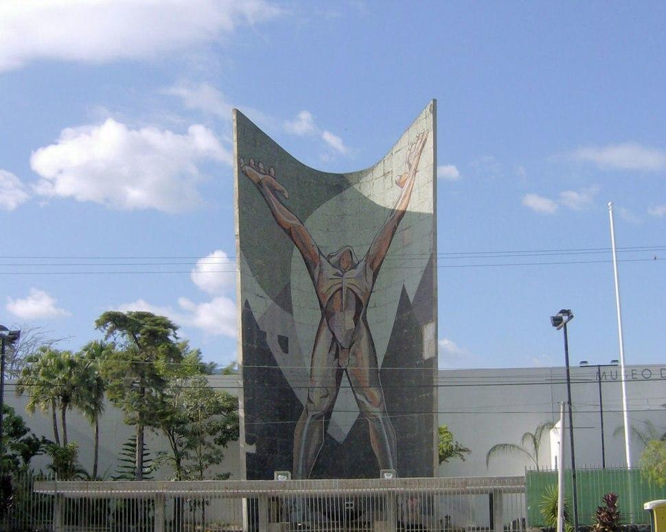 Revolution Monument San Salvador