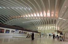 World Trade Center station (PATH) - Wikipedia