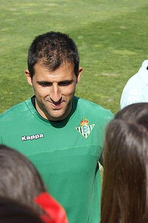 Ricardo (footballer, born 1976) - Ricardo with Betis in 2009