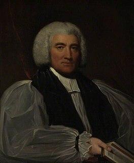 Richard Beadon British bishop