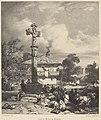 Richard Parkes Bonington, Croix de Moulin-les-Planches, 1827, NGA 57852.jpg