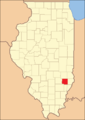 Richland County Illinois 1841.png