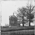 Richmond, Va. Tomb of President James Monroe in Hollywood Cemetery LOC cwpb.02924.tif
