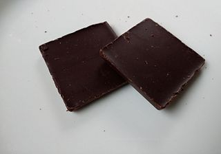 Raw chocolate Chocolate products not subjected to temperatures above 118F during manufacturing