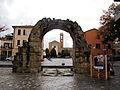 Rimini, porta montanara, int. 02.JPG