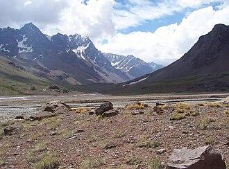 Mendoza River - Mendoza River