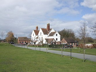 Cound - Image: Riverside Inn, Cound geograph.org.uk 151189