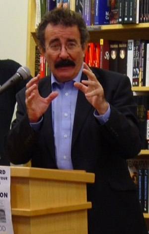 Robert Winston - Winston speaking about his book at Borders