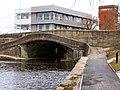 Rochdale Canal, Oldham Road Bridge - geograph.org.uk - 1754817.jpg