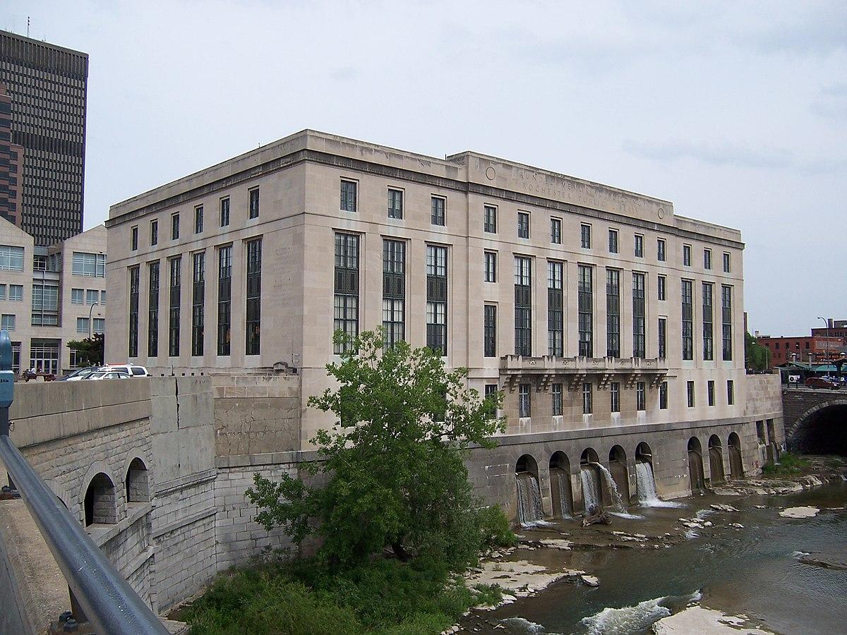 Rundel Memorial Library Wikipedia