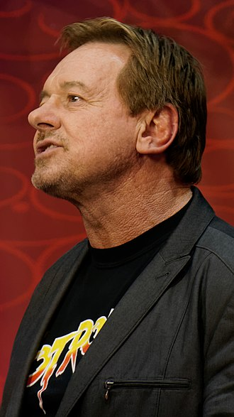 Roddy Piper - Piper in April 2014