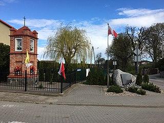 Rokitki, Tczew County Village in Pomeranian Voivodeship, Poland