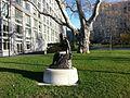 Roosevelt Island Octagon Sabrina statue 1.jpg