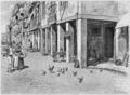 Roque Gameiro (Lisboa Velha, n.º 12) Rua do Vieira Portuense (Belém).png