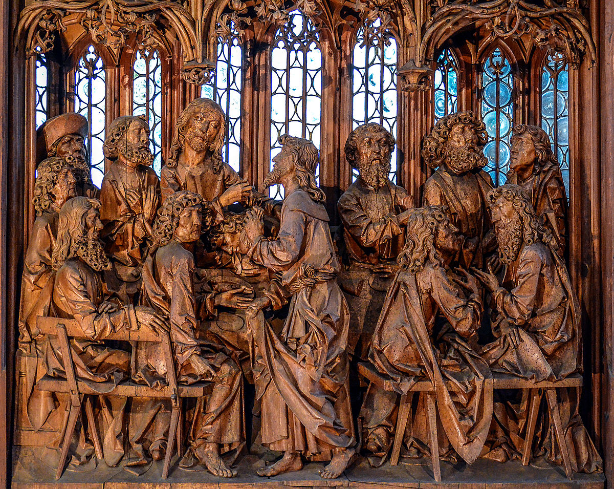Heiligblut-Altar, Rothenburg ob der Tauber