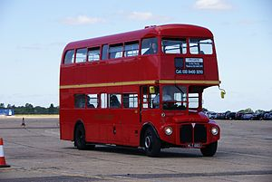 Routemaster ER880 (RML880) (WLT 880), 2010 North Weald bus rally.jpg