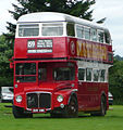 Routemaster bus RM2116 (CUV 116C) 2008 Alton bus rally.jpg