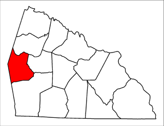 Mount Ulla Township, Rowan County, North Carolina Township in North Carolina, United States