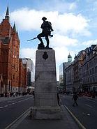 Royal Fusiliers memorial
