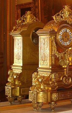 Belgian Royal Residences 240px-Royal_collection_Clock