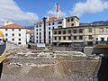 Ruínas do Forte de São Filipe e Largo do Pelourinho, Funchal, Madeira - IMG 6769.jpg