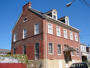 John Ruan House - Image: Ruan House B Philly