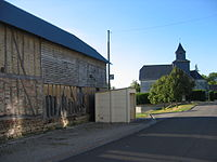 Rue Arnicourt Ardennes France.JPG