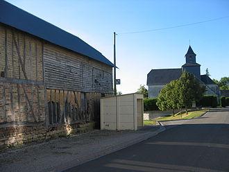 Arnicourt - Rue Arnicourt