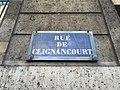 Rue de Clignancourt - plaque.jpg