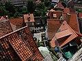 Rundgang Quedlinburg zur und um die romanische Stiftskirche St. Servatius - Über den Dächern von Par.., von Quedlinburg - panoramio (1).jpg