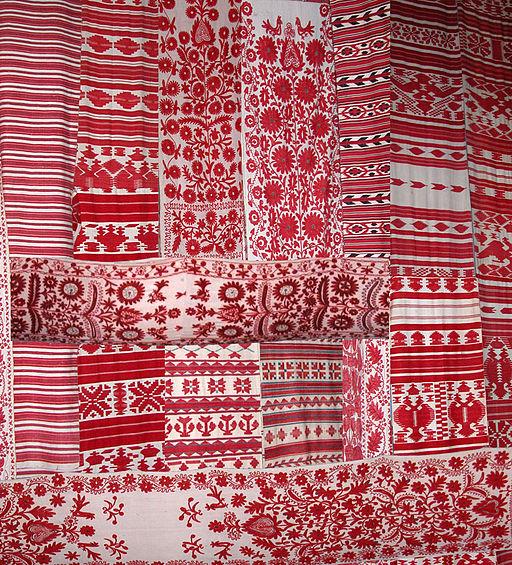Rushnyk Ukraine embroidered decorative towels