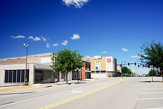 Russellville, Alabama - Jackson Avenue