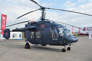 Kamov Ka-226 - Ka-226 Russian Air Force