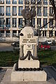 Russian monument in front of BTA 001.JPG