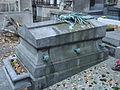 Sépulture d'Alfred-Philibert ALDROPHE - Cimetière Montmartre.JPG
