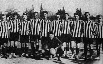 Küçükçekmece S.K. - Süleymaniye FC at Union Club Field in 1912