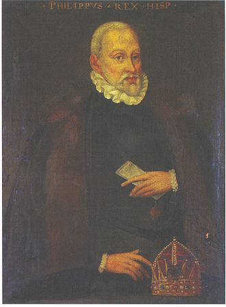 2nd Spanish Armada - Philip II of Spain in his old age, ordered the Armada of 1596 in revenge for the English attack on Cadiz