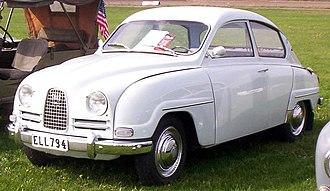 Saab Automobile - Saab 96