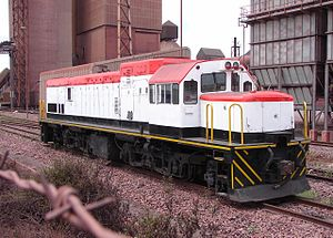 1Co+Co1 - Class 32-200 diesel-electric