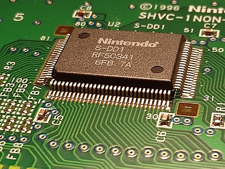SDD-1 Chip in Street Fighter Alpha 2 SDD-1 Chip found in Street Fighter Alpha 2.jpg