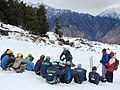 SDRF (Uttarakhand) Course on Ski and Snow Craft based Search and Rescue by Nanda Devi Institute of Adventure Sports (NDI).jpg