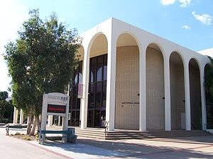 San Diego State University College of Professional Studies & Fine Arts - SDSU's Don Powell Theatre