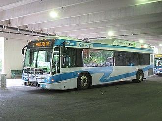 Southeast Area Transit - Image: SEAT 1301