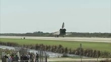 Файл:STS-133 landing.ogv