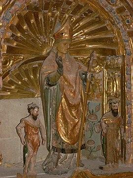Fructuosus, von Tarragona