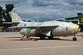 Saab J29F Tunnan 29670 R yellow (SE-DXB) (8408652277).jpg
